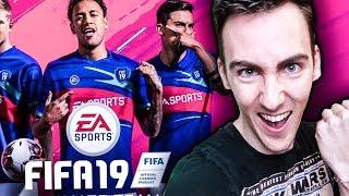 FIFA 19 - PREMIERS PAS SUR FUT19 ! MES PREMIERS MATCHS...