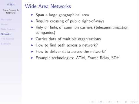 ITS323, Lecture 01, CS, 10 Jun 2013 - Data Communications and Networking