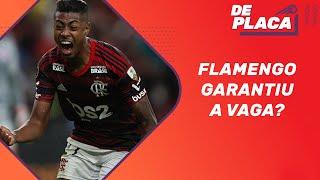 Flamengo vence na Libertadores, São Paulo no G-4 e Neymar no Real? | De Placa ao vivo (22/08/2019)