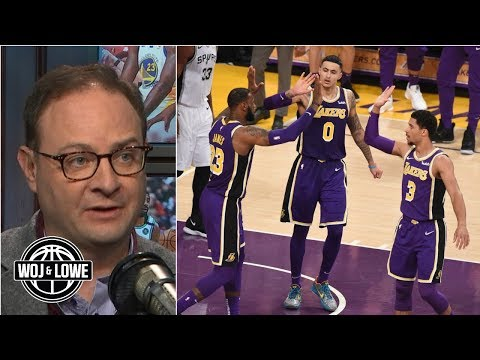How will LeBron, Lakers get a second star in Los Angeles?   Woj & Lowe