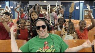 P.S.48 - Ms. Salguero Grammy Music Educator Award Video 1