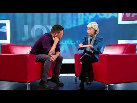 Joy Kogawa On George Stroumboulopoulos Tonight: INTERVIEW