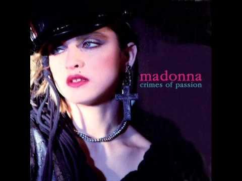 Madonna - Crimes Of Passion