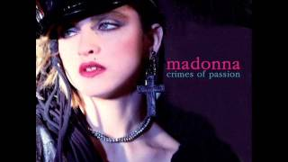Madonna - Crimes Of Passion