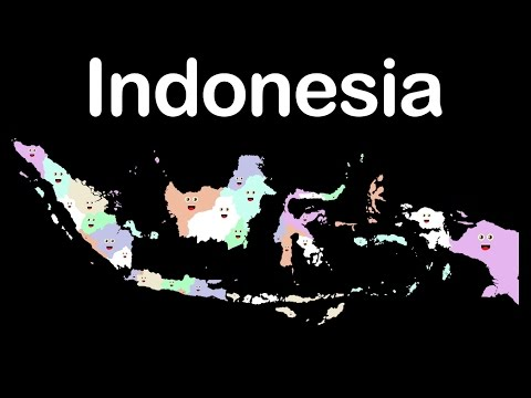 Indonesia/Indonesia Song/Country of Indonesia/Indonesia Provinces