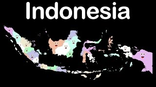 Indonesia Geography/country Of Indonesia