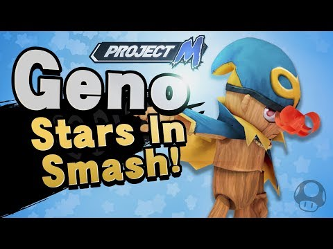 Geno Joins Project M! Mod Reveal Trailer