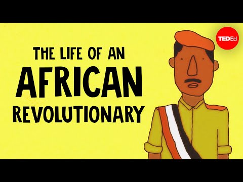 Video image: The life, legacy & assassination of an African revolutionary - Lisa Janae Bacon