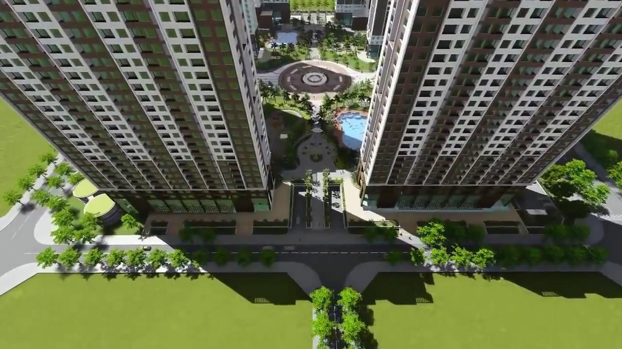 Nội Khu Dự Án Chung Cư An Bình City