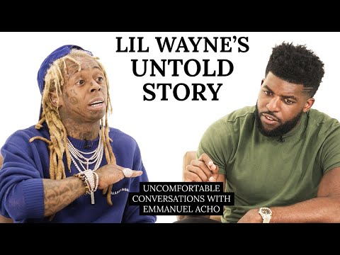 Mental Health Doesn't Discriminate feat. Lil Wayne - Uncomfortable Conversations with Emmanuel Acho