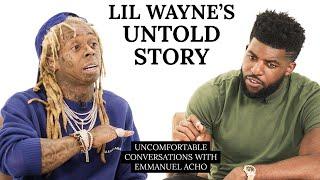 Mental Health Doesnt Discriminate Feat. Lil Wayne - Uncomfortable Conversations With Emmanuel Acho