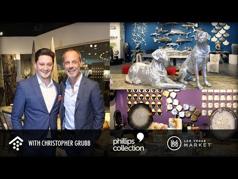 Phillips Collection at LVMkt: Designing 'Jewels' for the Home