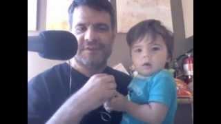"""2015/06/17 Noticiero """"De nuevo en la mañana"""" feat. Luis Ignacio"""