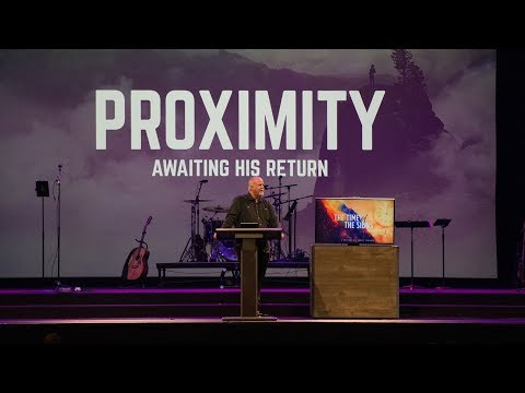 Proximity Bible Prophecy Conference 2019: Barry Stagner