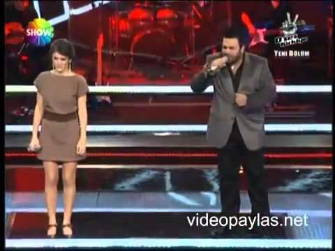O Ses Türkiye Çağrı Emrah Yıldırım & Fatma işcan Düeti