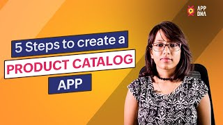 [7.64 MB] Product Catalog App| Creating apps for your business with No code