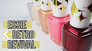 Introducing: Essie's Retro Revival!