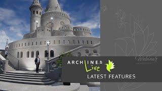 ARCHLine.XP Live Latest Features - Webinar