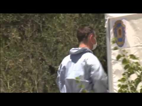 Madeleine McCann search: investigators erect tents on wasteland