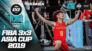 The best shooters in Asia pit against one another! | Shoot-Out Mixtape | FIBA 3x3 Asia Cup 2019