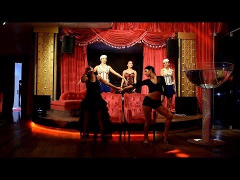 Cabaret show Dubai Touch of Burlesque