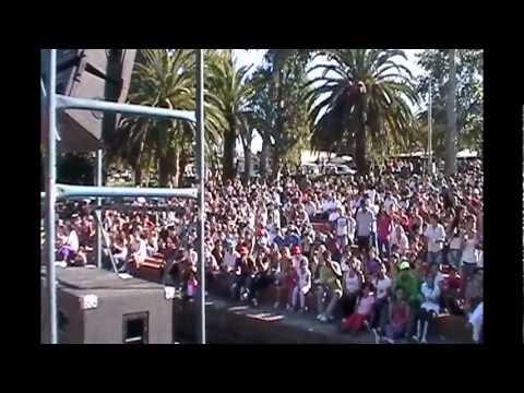 """San Carlos """"Teatro De Verano"""" B33 En ViVo!!!!"""