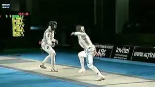 Mondiali scherma ,  Fencing World Championship , Vezzali/Shanaeva