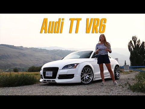 Достаточно ли в её VR6 Audi TT Quattro мощности для трека? [BMIRussian]