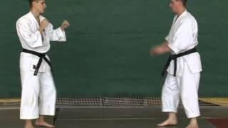 Обучение системе рукопашному бою Часть 44