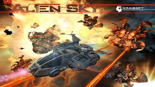 Alien Sky Gameplay Mission 1: They're Appro Aching