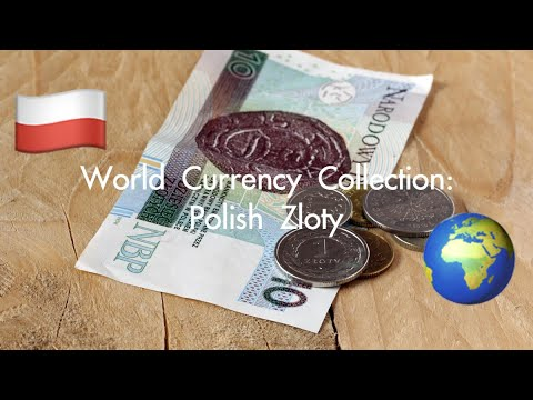 World Currency Collection: Polish Zloty 🇵🇱
