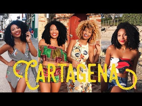 Travel Vlog: Cartagena, Colombia