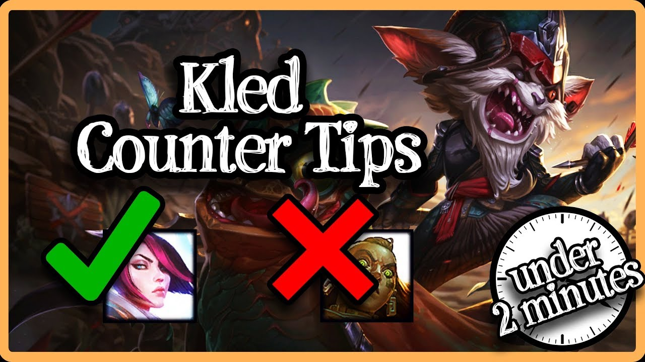 How Kled Works Under 2 Minutes Youtube