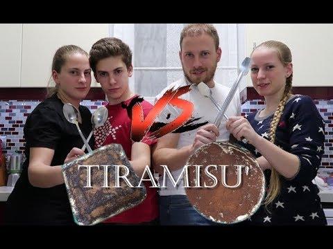 İtalyan Tiramisu' vs Türk Tiramisu / Espresso Mascarpone vs Nescafe Labne /