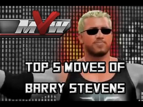 [MVW] The Top 5 Moves of Barry Stevens