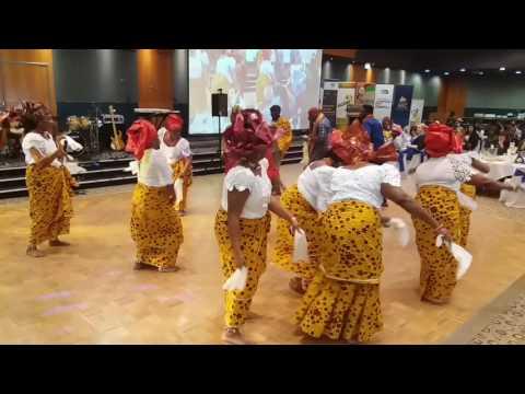 Igbo Community Australia Women Cultural Dance @ African Cultural Dinner Nite 2016 (part2)