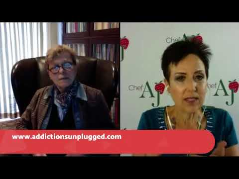 Healthy Living LIVE with Dr. Vera Tarman on Food Addiction (part I)