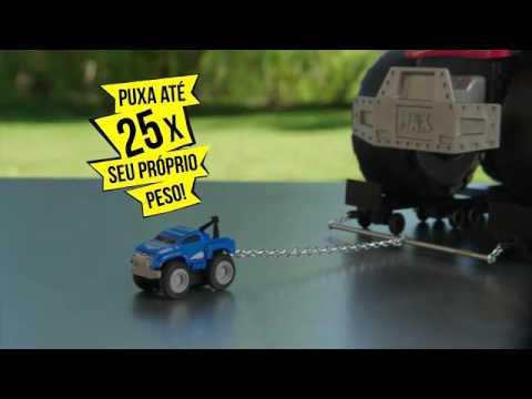 Mini Max Tow Dtc A Marca Da Diversão Youtube