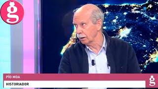 Pío Moa: 'El objetivo del Gobierno es deslegitimar la Monarquía'