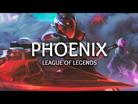 League of Legends ‒ Phoenix (Lyrics) ft. Cailin Russo, Chrissy Costanza (Worlds 2019 Song)