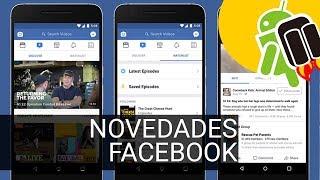 Facebook prueba los perfiles privados y los vídeos instantáneos