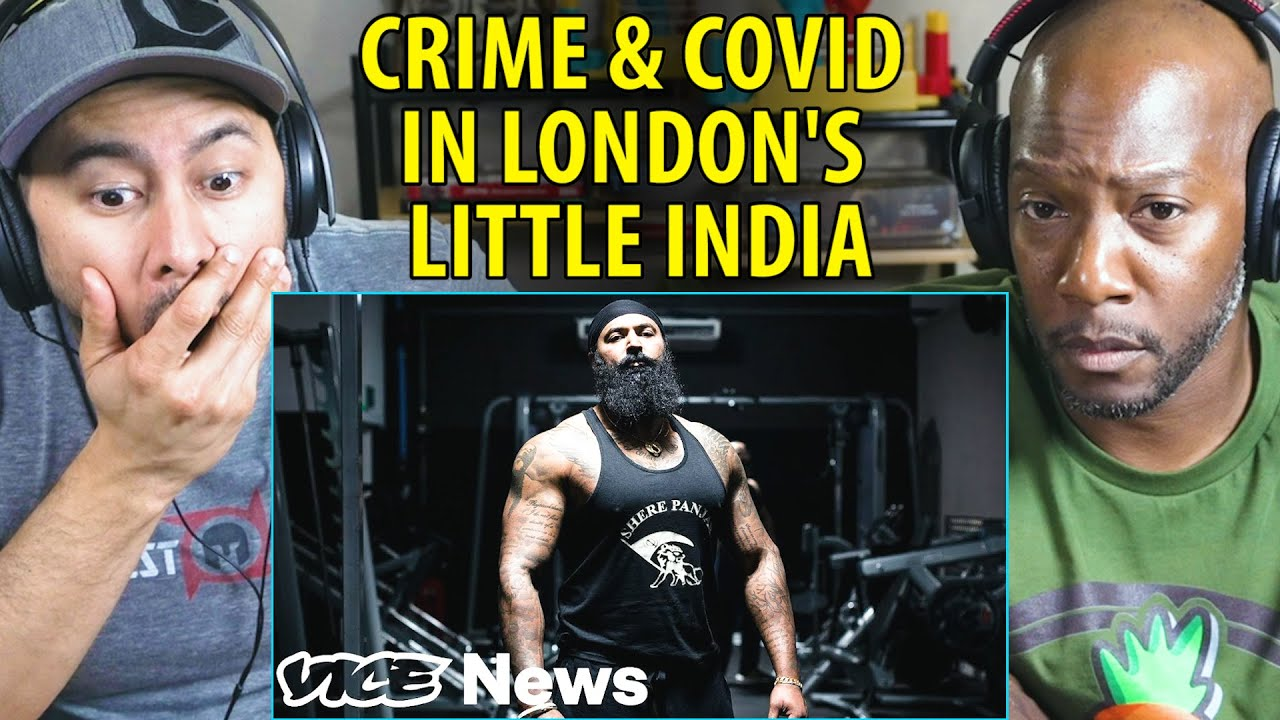 Download Crime & Covid in London's Little India | Vice News | Reaction by Jaby Koay & Syntell!