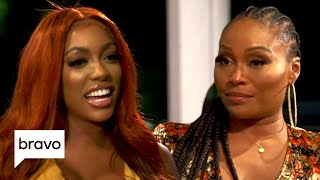 Is Porsha Williams Okay With Dennis Attending Cynthia Bailey's Wedding? | RHOA Highlights (S13 Ep6)
