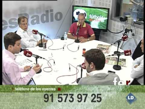 Fútbol es Radio: Previa Real Madrid - Olympic de Lyon - 18/10/11