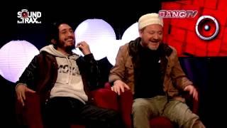 El grupo chileno de reggae Gondwana en Soundtrax / BANG TV