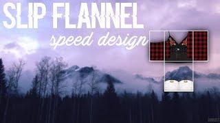 Slip Flannel Speed Design (fr) Roblox