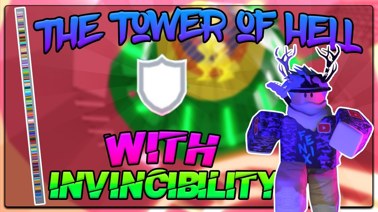 Download COMPLETING *THE* TOWER OF HELL WITH INVINCIBILITY?! | Roblox - ToH