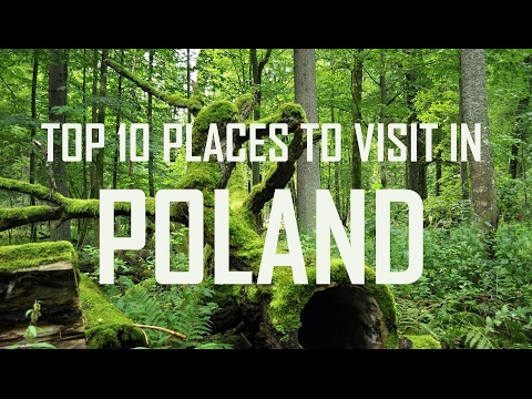 Top 10 Places To Visit In Poland |  Poland Travel | 10 Best Places to Visit in Poland