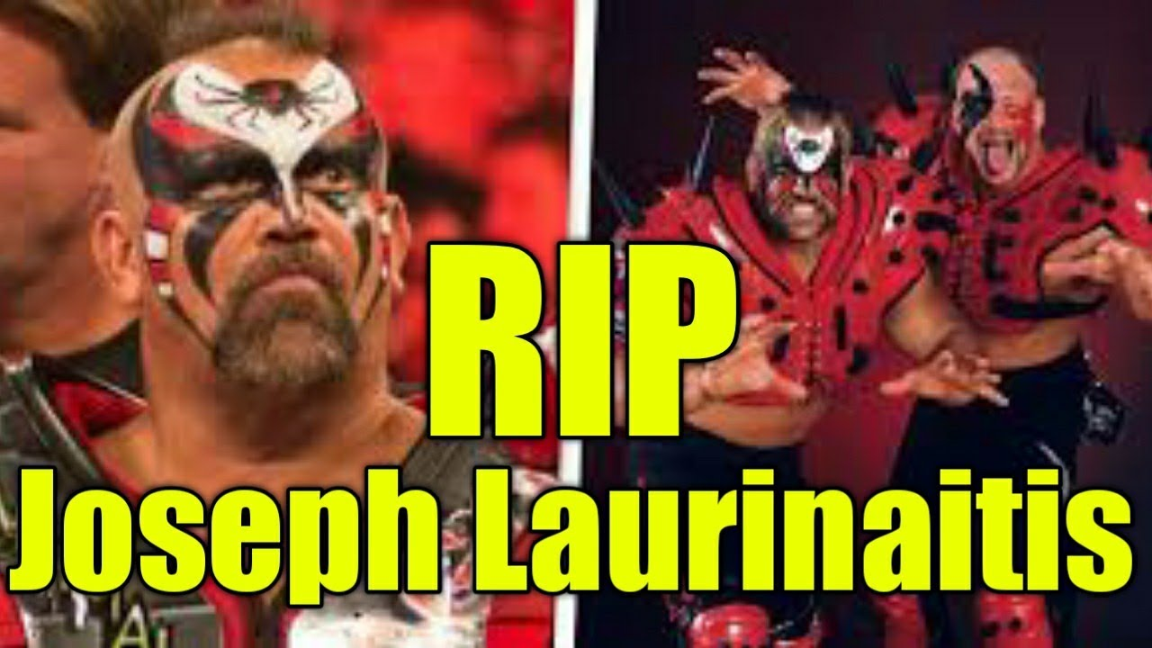 Joe Laurinaitis, known as WWE's Road Warrior Animal, dies at 60