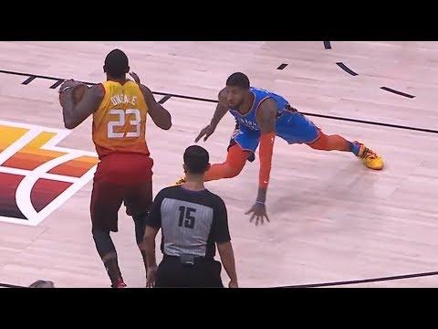 Westbrook Threatens Fan! O'Neale Drops George! 2018-19 NBA Season thumbnail